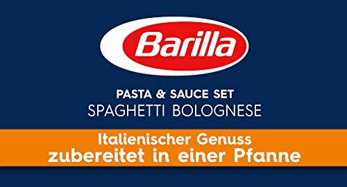 Barilla Pasta & Sauce Set Spaghetti Bolognese, 7er Pack (7 x 510 g) - 3