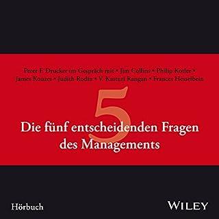 Die fünf entscheidenden Fragen des Managements Titelbild