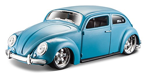 Volkswagen Beetle Blue Outlaws 1/24 by Maisto 31023