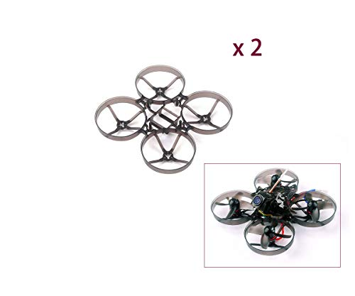 (2pcs) Happymodel 75mm Mobula7 V2 Upgrade Frame Accessories for Micro Whoop Style Brushless FPV Racing Quadcopter