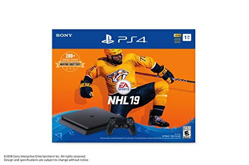 Ensemble PlayStation 4 du jeu NHL 19 Édition Slim - 3