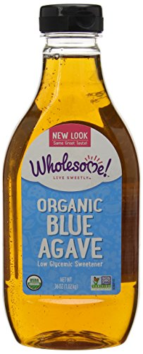 2. Wholesome Sweeteners – Organic Blue Agave