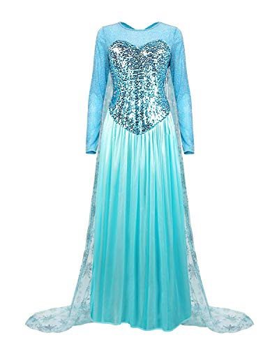 Colorfog Women's Elegant Princess Dress Cosplay Costume Xmas Party Gown Fairy Fancy Dress (XX-Smal - http://coolthings.us
