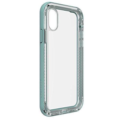 Lifeproof NEXT SERIES Case for iPhone X (ONLY) - Seaside / Transparent