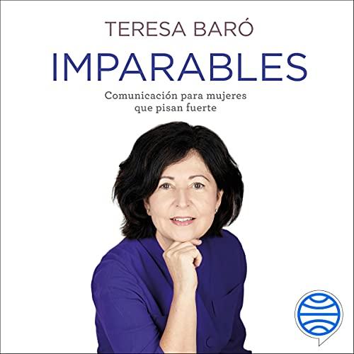Diseño de la portada del título Imparables