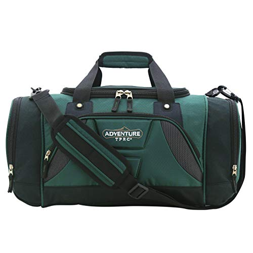 TPRC 24' Weekender Nylon Duffle, Forest Green Option