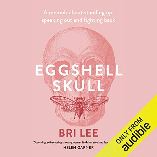 Eggshell Skull audiobook cover art