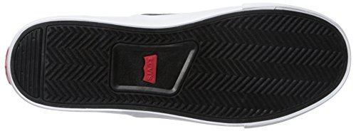 Levis Men's Monterey Canvas Denim, Black, 9.5 M US
