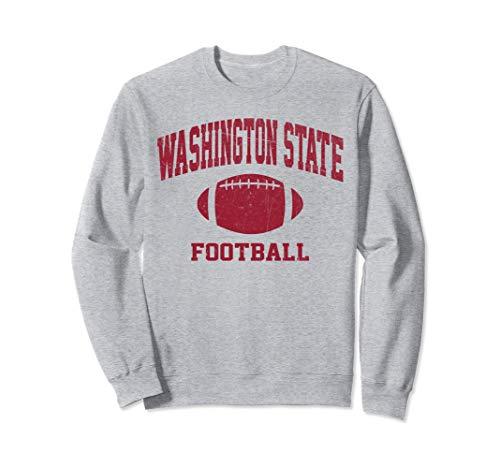 Washington State Football - WA vintage University style Sweatshirt