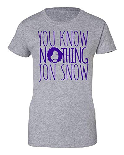 You Know Nothing Jon Snow Damen T-Shirt Medium