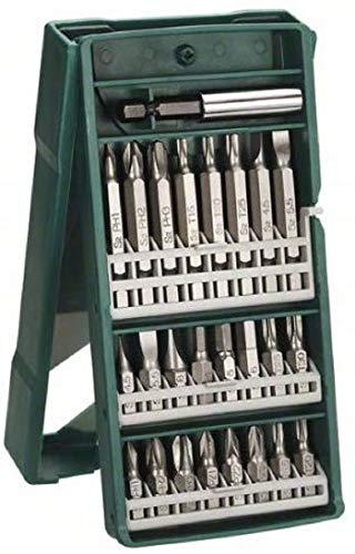 Bosch Mini X-line - Set de 25 unidades para atornillar