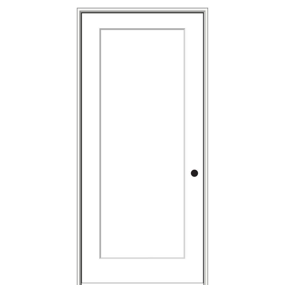 National Door Company Ranking TOP4 Popular ZZ364463L Solid 1- Core Molded Craftsman