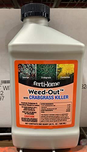Fertilome 11032 Weed-Out with Crabgrass Killer - 32 Fl. Oz. Bottle