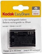 Kodak KLIC-5001 Lithium-Ion Rechargeable Digital Camera Battery for Z730, Z760, Z7590, DX6490, DX7630, DX7440, P850, P880 and P712 Digital Cameras
