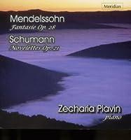 Mendelssohn;Fantasie Op.28/Sch