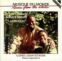 Guinea: Song and Kora