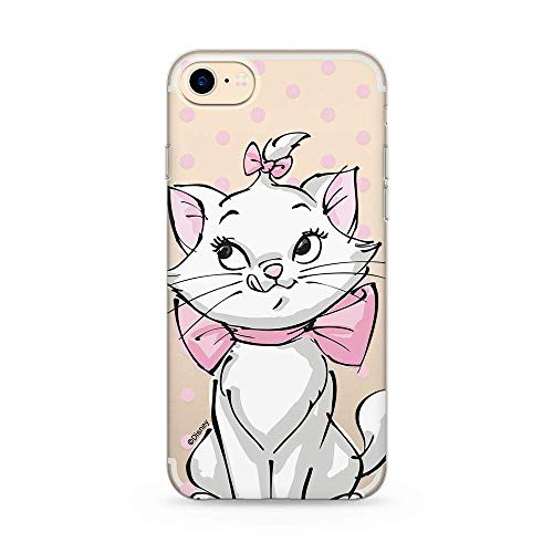 Ert Group DPCMARIE2183 Custodia per Cellulare Disney Marie 002 iPhone 7/8, Multicolore