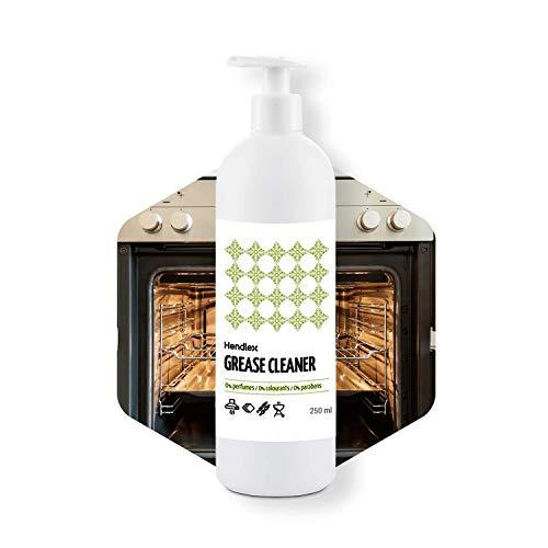 Hendlex Grease Cleaner Detergente e Rimozione Grasso Cucina BBQ Piani Cottura 250 ml