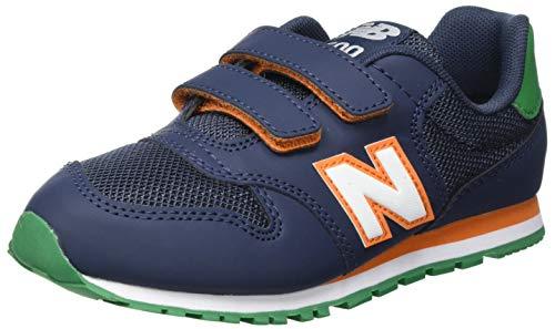 New Balance 500, Zapatillas Niños, Azul (NB Navy), 28 EU