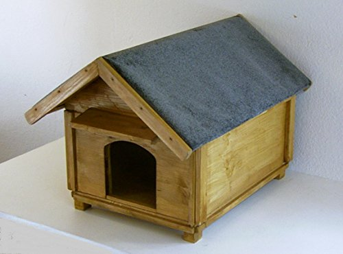 TTF Katzenhaus Kleintierhaus Outdoor vollisoliert