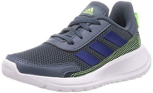 adidas TENSAUR Run K, Zapatillas, AZULEG/AZUREA/VERSEN, 38 2/3 EU