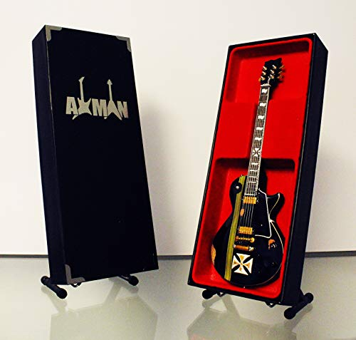 Axman James Hetfield (Metallica): ESP LTD Iron Cross - Réplica de guitarra en miniatura.