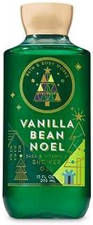 【Bath&Body Works/バス&ボディワークス】 シャワージェル バニラビーンノエル Shower Gel Vanilla Bean Noel 10 fl oz / 295 mL [並行輸入品]