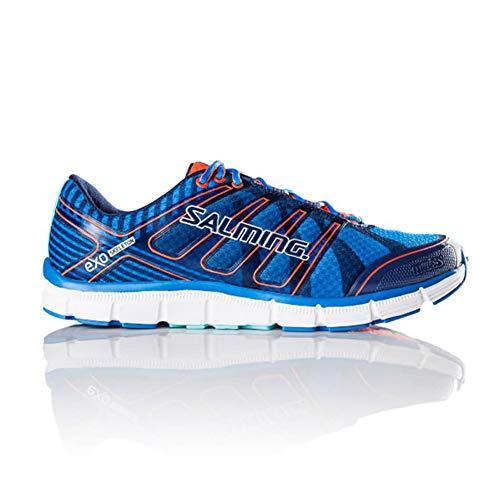 Salming Herren Laufschuh Neutralschuh Natural Running Schuh Miles Blau/1287038-3939 (40 2/3 EU)