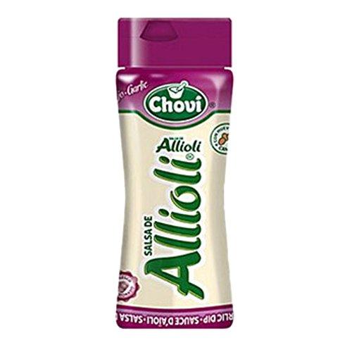 Chovi, Alliolisaus in glas, 250 ml