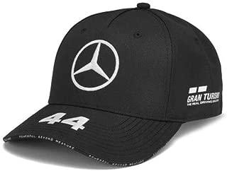 Mercedes-AMG Petronas Motorsport 2019 F1 Lewis Hamilton Cap Black