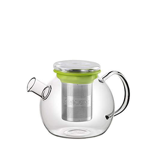 TEA SHOP - Tetera Cristal - All in One Teapot Green 1L - Tetera