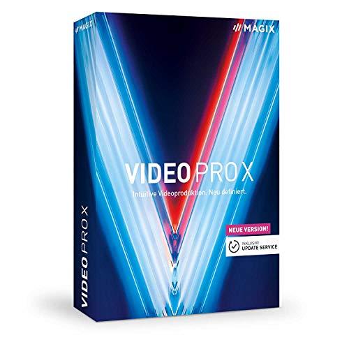 Video Pro X – Version 11 – Preisgekrönte Software für professionelle Videobearbeitung Standard 1 Device Endless PC Disc Disc