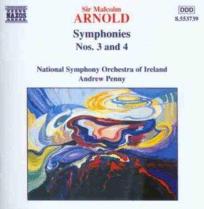 Arnold Sinfonien 3 und 4