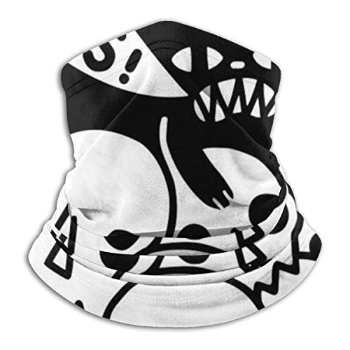 Magic Headwear Tossed Pattern Outdoor Scarf Headbands Bandana Mask Neck Gaiter Head Wrap Mask Sweatband