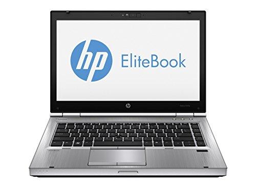 HP EliteBook 8460p Refurbished Laptop, Intel Core i5 2.50GHz, 4GB Memory, 250GB HDD, DVD/RW with Windows 7 Professional (Renewed)