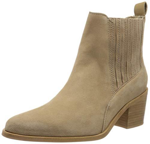 Marc O'Polo Damen 00115646103301 Chelsea Boots, Beige (Sand 715), 37 1/3 EU(4.5 UK)