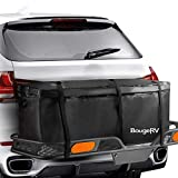BougeRV Hitch Cargo Carrier Bag Waterproof/Rainproof Hitch Mount Cargo Bag for...