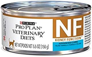 Purina Pro Plan Veterinary Diets NF Kidney Function Advanced Care Formula Canned Cat Food 12/5.5 oz
