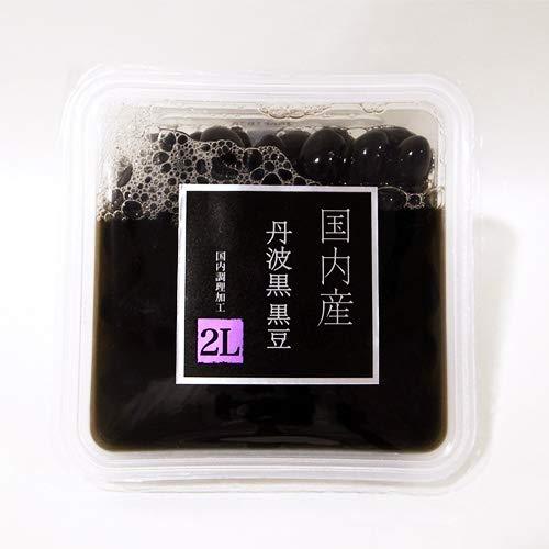 志賀商店 国内産 丹波黒 黒豆 2Lサイズ 120g マツコの知らない世界
