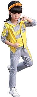 3色 子供ウェア トレーナー パーカー スポーツウェア ズボン スウェット 上下セット キッズ ジュニア スポーツ カジュアル パーカー フード付き