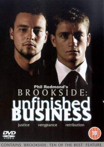Brookside - Unfinished Business [1982] [Reino Unido] [DVD]