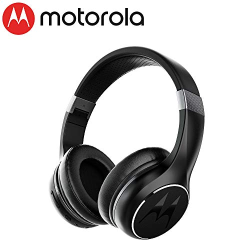 Motorola Lifestyle Studio-Quality Escape 220 Over Ear Wireless Bluetooth Over-Ear Headset Headphone Earphone
