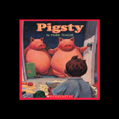 Pigsty audiobook cover art