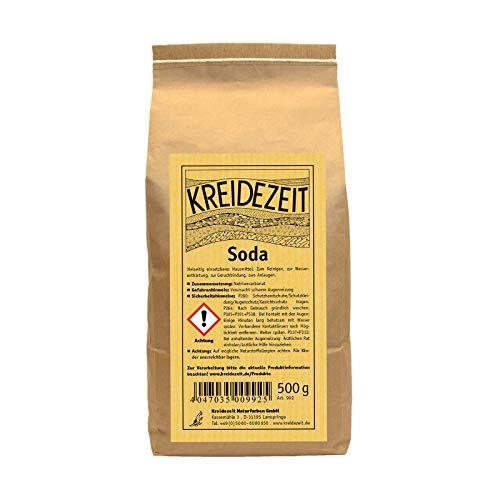 Soda kalz. (0,50 kg)