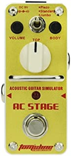 Tomsline AAS-3 AC Stage, Acoustic Guitar Simulator Pedal