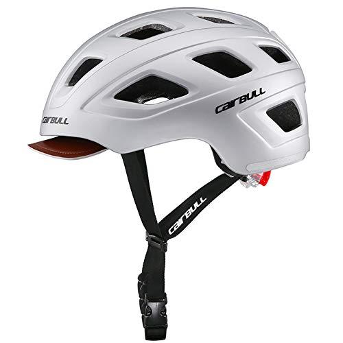 CHB Fitness Fiets Veiligheid Rijhelm Met Achterlichten Mountainbike Helm Outdoor Riding Equipment