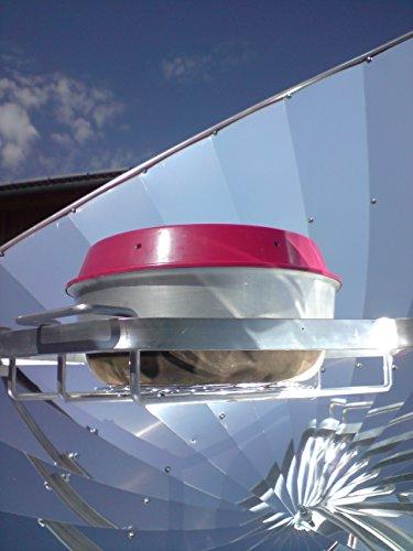 Solarbackset Omnia Backofen plus Solarkocher Premium11 - 4