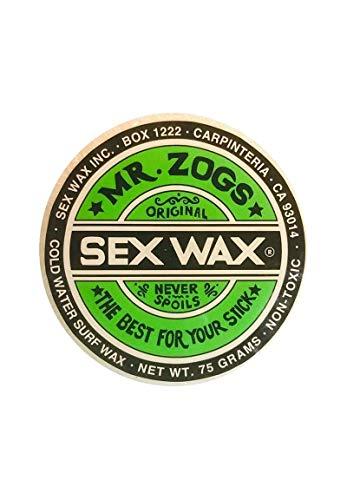 Sex Wax Original Green Label Cold