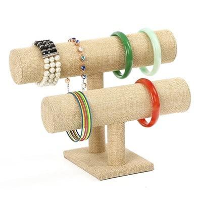 MUY Vintage PU Cuero Terciopelo Pulsera Cadena Reloj Organizador de Joyas Soporte de exhibición de joyería Caja de Recuerdos para Mujeres