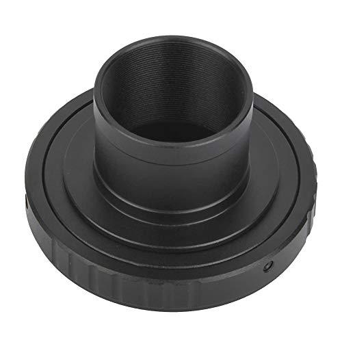 Convertidor de anillo para cámara, aleación de aluminio T2-AF 1.25 pulgadas Telescopio para Sony/Minolta AF Mount Adaptador de cámara Anillo, mano de obra fina, alta precisión, resistente al desgaste
